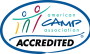 American Camp Association - Accredited