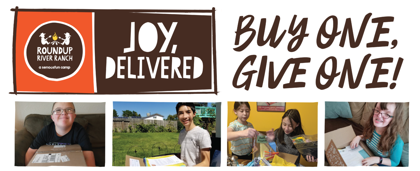 Roundup River Ranch Joy Delivered Buy One Give One